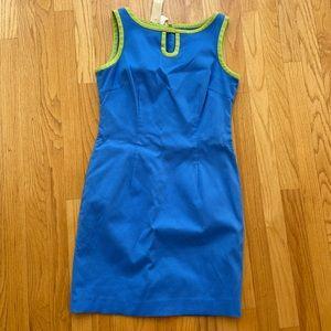 Talbots sleeveless summer dress midi
